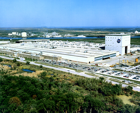 1960s Michoud Assembly Facility